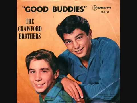 The Crawford Brothers (Johnny & Bobby) - Good Buddies