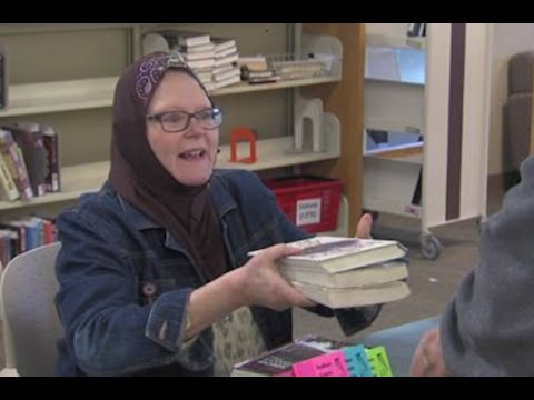 Why Is This Christian Librarian Wearing A Hijab?