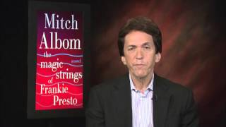 Mitch Albom on what he's most passionate about