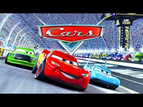 CARS (Trailer español)
