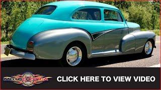 1947 Chevrolet Fleetmaster (SOLD)