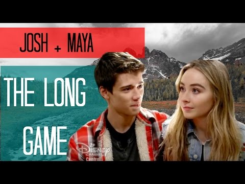 ❀ Josh and Maya - The Long Game ❀