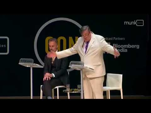 Munk Debate - Edited Down to Jordan Peterson and Stephen Fry Parts