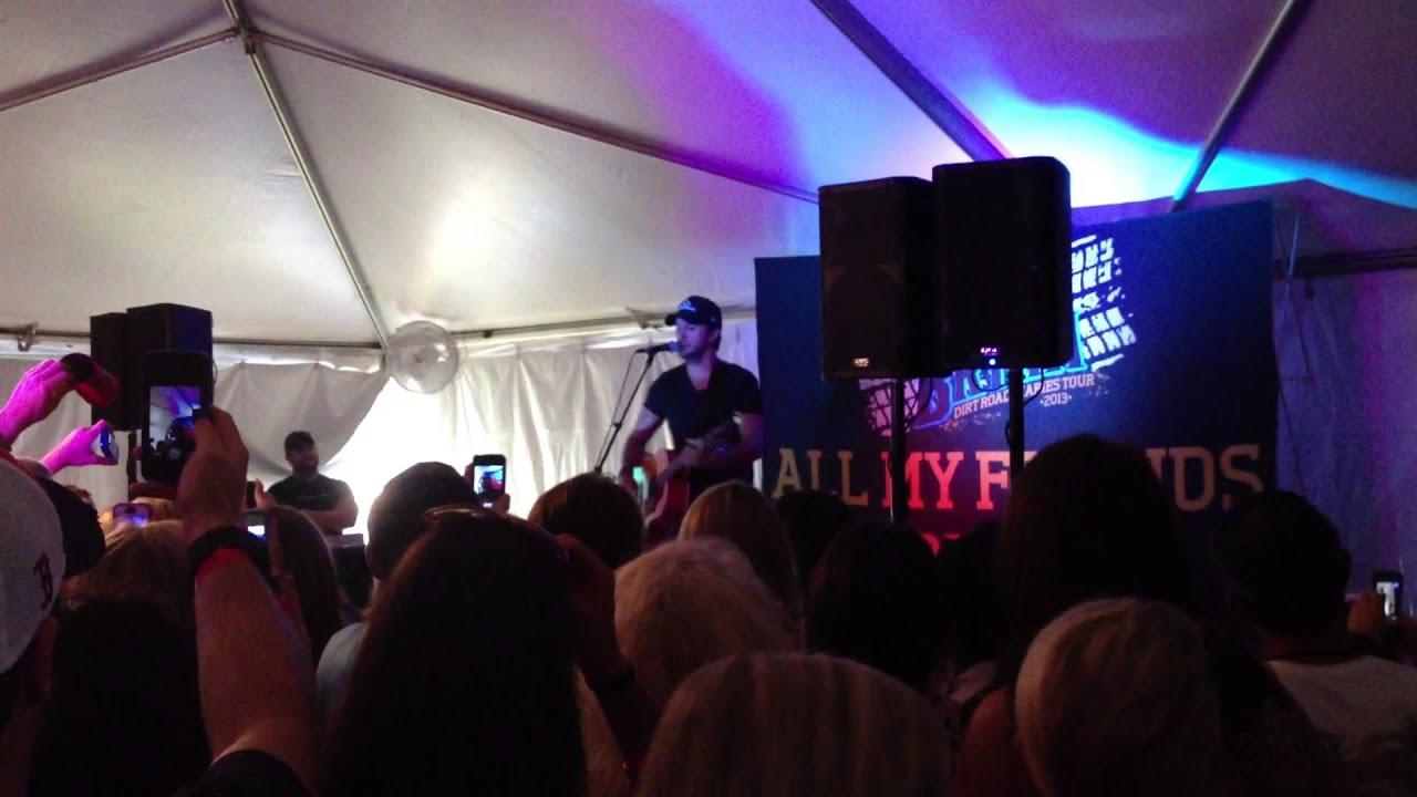 Luke bryan vip tent crash my party youtube luke bryan vip tent crash my party m4hsunfo