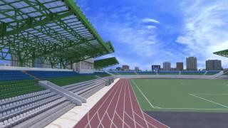 Stadion Avangard  FINAL