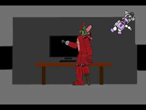 (DC2/FNaF) Rockstar Foxy test