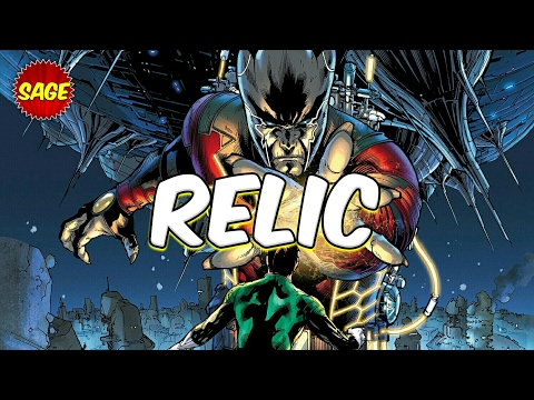 Who is DC Comics Relic? BIG problem for ALL Lanterns.