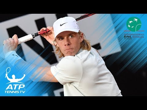 Denis Shapovalov Top 5 Shots in Berdych Win | Rome 2018 First Round
