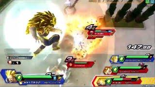 【SSJ3 Vegeta & Broly】Dragon Ball ZENKAI Battle Royale part1