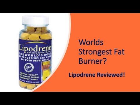 hi-tech-pharmaceuticals-lipodrene-fat-burner-(review)