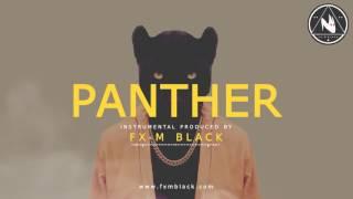 Base de rap - panther - trap instrumental - hip hop instrumental (prod: fx-m black)