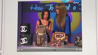 How to Spot a Fake - with Professor Susan Scafidi and Tyra Banks - web extra
