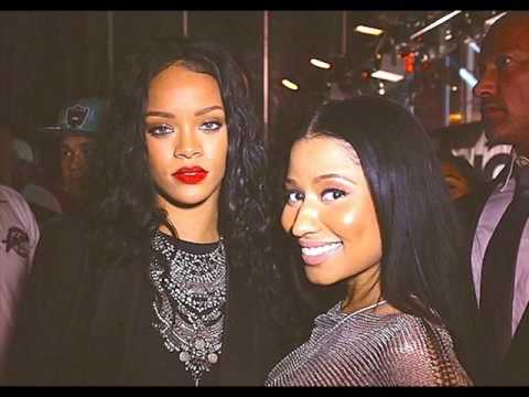 the truth behind the Nicki Minaj and Rhianna beef