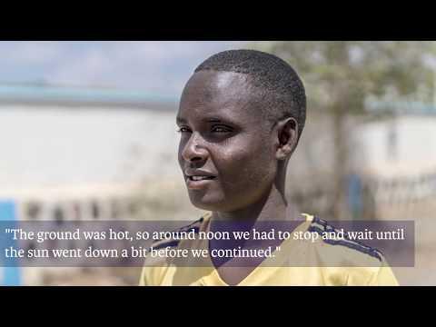 Crossroads Djibouti: The African migrants who defy Yemen's war