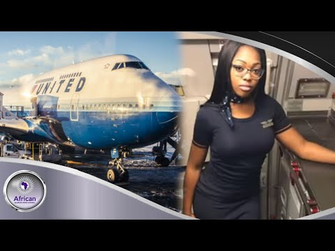 United Airlines Allowed Passenger To Continue To Fly After Using Slurs On Black Flight Attendant