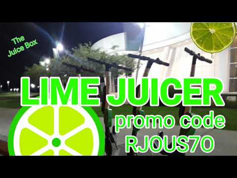 Free Lime Scooter Codes
