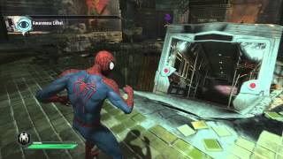 The Amazing Spider Man 2 - Into The Lions Den (Ultimate Comics Suit Unlock!)