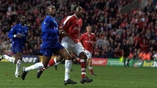 CAFC Moments: Jason Euell v Chelsea - Charlton Athletic