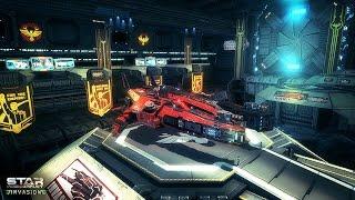 Star Conflict - Invasion trailer