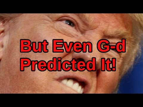 Bible Codes And Torah Codes - Donald Trump President Prediction 2017