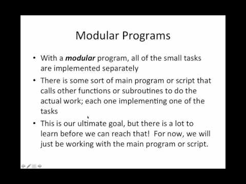 OdleBrix: Algorithms and Programs
