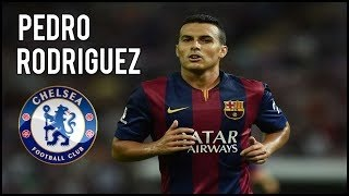 Pedro Rodriguez ● The Warrior of FC Barcelona 2015 ● Subscribe