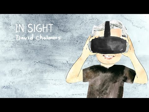 David Chalmers: The Philosophy of Virtual Reality