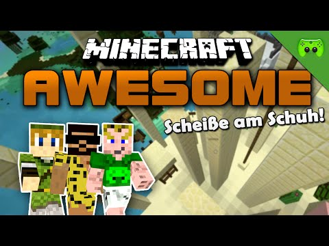 MINECRAFT Adventure Map # 2 - Awesome Jump Map «» Let's Play Minecraft Together | HD