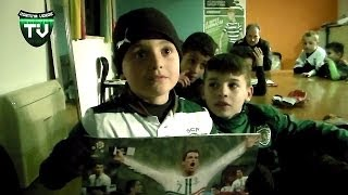 Reportagem Cortina Verde TV: