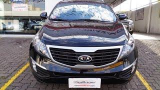 Kia Sportage LX 2.0 16v Automatica - 2012