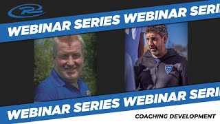 Coaching Education Webinars: Tim Bradbury About Grassroots Coaching & Play Practice Play