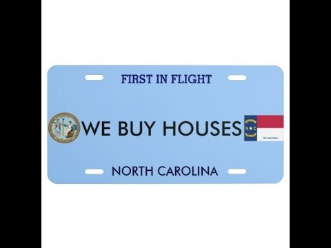 We Buy Houses Wilmington NC - 980.225.5331     CASH is WAITING