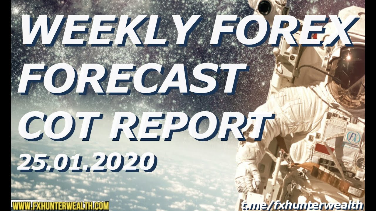 Weekly Forex Forecast 26th - 31th January 2020