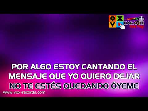 Samir - Sigue mi ritmo (DEMO KARAOKE HD)
