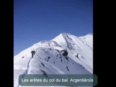 ski de randonnée dans les hautes alpes Marie Claire Hourcade  Guide  Haute Montagne
