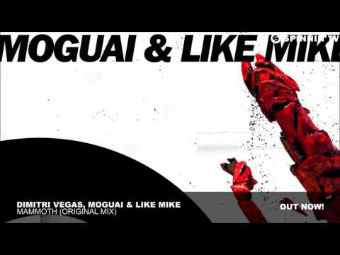 10H Mammoth - Dimitri Vegas, Moguai & Like Mike