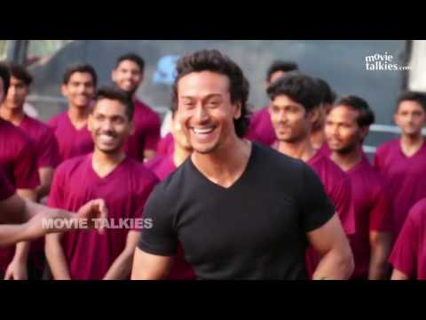 Tiger Shroff's Amazing Dance Stunt HD