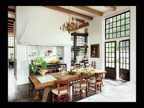 Six ways to create a modern farmhouse kitchen