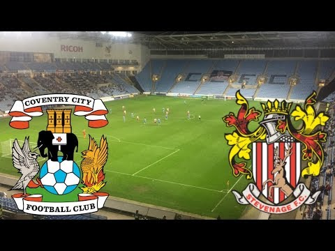 MATCHDAY EXPERIENCE Coventry City VS Stevenage 20/04/2018