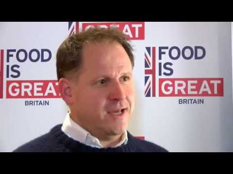 Food pioneers: Henry Dimbleby about British food -