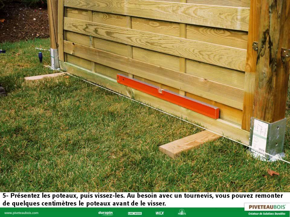 Awesome Installer Ecran De Jardin Contemporary - Awesome ...