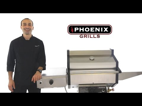 Phoenix Gas Grill Review   Buyer's Guide   BBQGuys.com