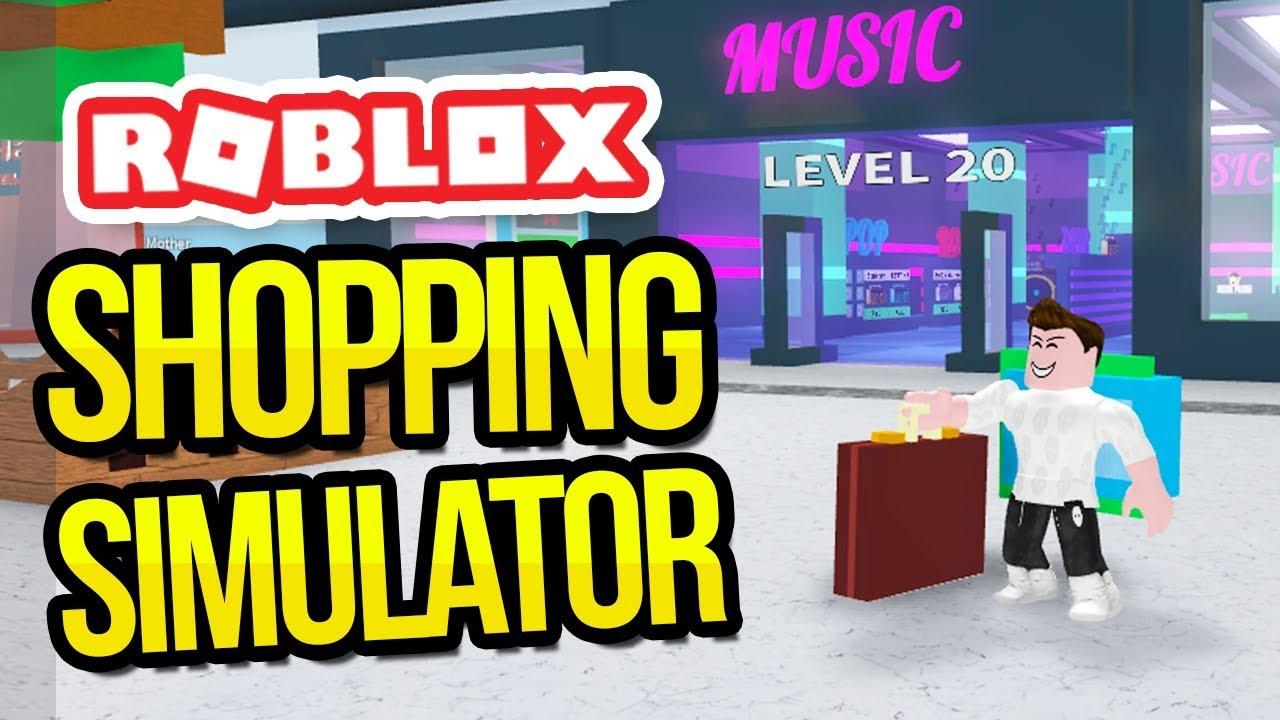 Roblox Shopping Simulator Youtube