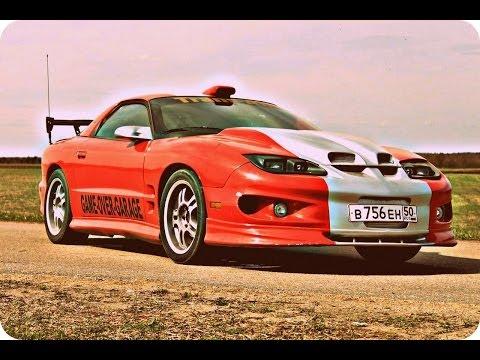 Pontiac Firebird 1993-2002 Trans Am (5,7 л. 250 л.с. Muscle Car) Понтиак Фаерберд. Посмотрим.