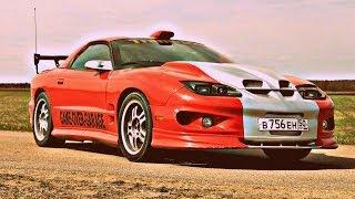 Pontiac Firebird 1993-2002 Trans Am (5,7 л. 250 л.с. Muscle Car) Понтиак Фаерберд.
