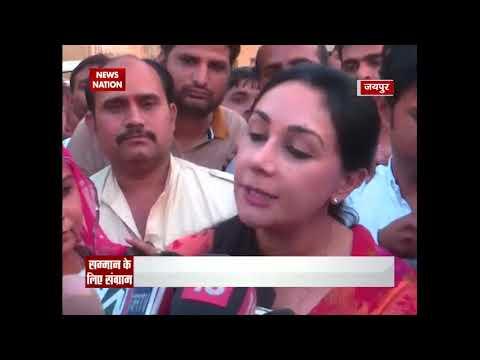 Padmavati: Massive protests held in Surat, Gandhinagar against Deepika Padukone starrer