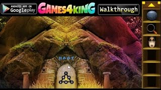 G4K Asian Forest Temple Escape walkthrough Games4King.
