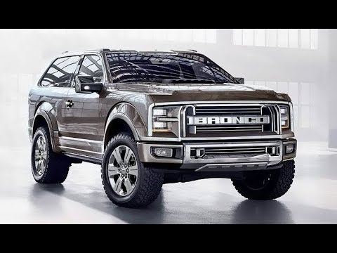 2018 Ford Bronco Truck Suv Expected Prices Release Date Usa Youtube