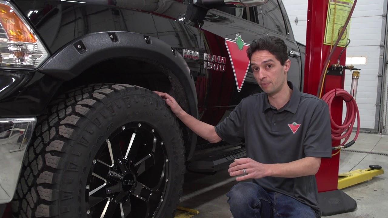 2018 Ram 1500 >> Canadian Truck: Ram 1500 Wheel & Tire Upgrade - Goodyear Duratrac Tires - YouTube