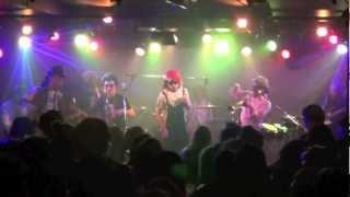 2013年の初LIVEで今話題のあの曲を新代田feverにて披露 RIDDIMATESのホ...